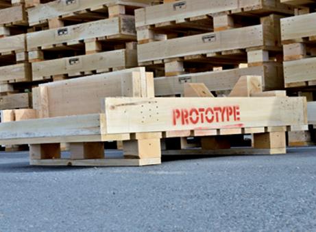 Fabriquant de prototype, de caisse, de contenant, de support bois, d'emballage